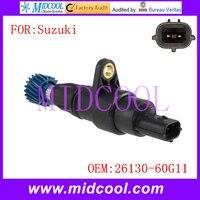 Novo uso do Sensor De Velocidade Do Veículo OE No. 26130 60G11 para Suzuki|oes| |  -