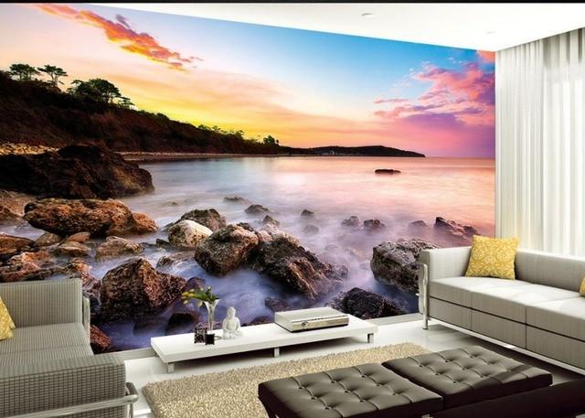 3d personalizzato wallpaper parete 3d carta da parati for Carta parete adesiva