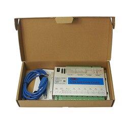USB 2 MHz Mach3 CNC karta sterowania ruchem tabliczka zaciskowa do routera CNC MK3 MK4 MK6