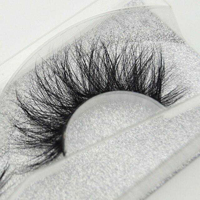Visofree eyelashes 3D mink eyelashes long lasting mink lashes natural dramatic volume eyelashes extension false eyelashes D22 3
