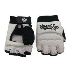 Kyokushin каратэ Боевая защита рук Kyokushinkai каратэ перчатки профессиональные боевые искусства спортивные фитнес боксерские перчатки