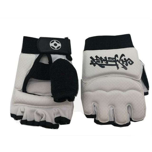 Kyokushin Karate Fighting Hand Protector Kyokushinkai Karate Gloves Professional Martial Arts Sports Fitness Boxing Gloves
