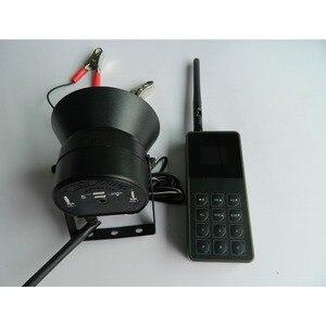 Image 5 - ברווז עבור ציד הפתיונות ציפור מתקשר מלכודת צליל מכשיר אלקטרוניקה ציפורים נגן מרחוק בקר עם 3*50 w רמקול