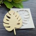 Форма для шоколадного торта силиконовая форма, Лист Двойной сахарные фигурки для выпечки инструменты для украшения торта - фото