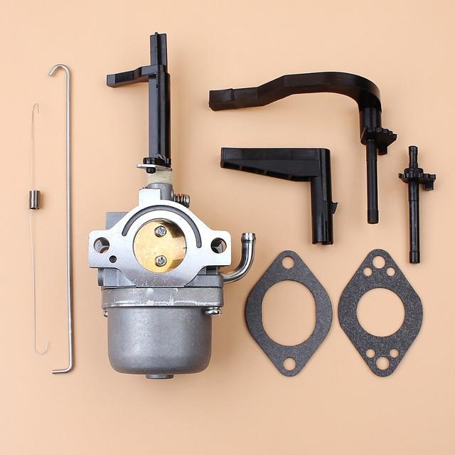 US $19 42 19% OFF|Carburetor Throttle Governor Link Rod Spring Gasket Kit  For Briggs & Stratton 5000 5550 6200 8550 Generator GenPower 305-in Lawn
