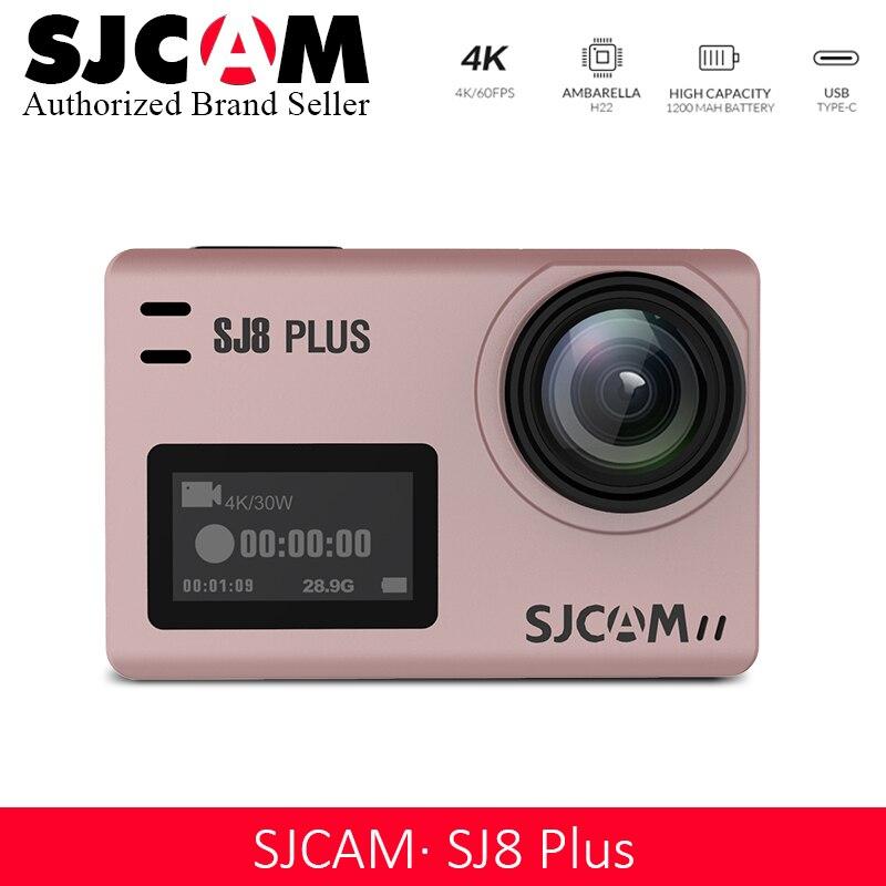 SJCAM SJ8 Plus Action Camera Sports DV 1290P 4K WiFi Remote 30m Underwater Waterproof SJ Outdoor