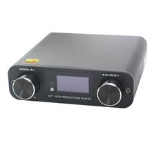 ФОТО smsl dp1 hifi  lossless player ak4452 audio usb dac decoding digital turntable headphone amplifier sd card/optical/usb input dc9