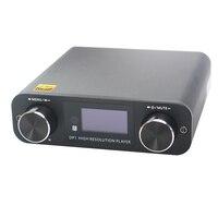 SMSL DP1 HiFi sin pérdida reproductor ak4452 audio decodificación DAC USB tocadiscos digital AMP Amplificadores tarjeta SD/óptico/USB entrada DC9