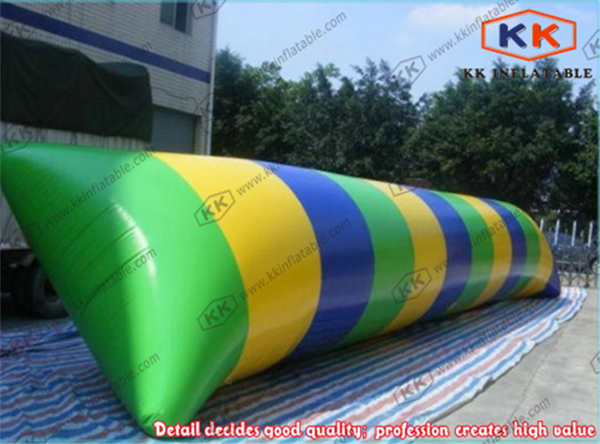 0.9MM PVC Tarpaulin Water Proof Inflatable Water Blob Inflatable Lake Toys