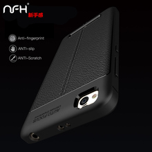 NFH Retro Soft Silicone Leather Skin 360 Case For Xiaomi Redmi 4A Full Back Cover On Slim Shockproof Cases