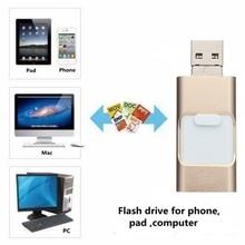 OTG Usb Flash Drive HD Pendrive Data Phone Pad Interface Stick Memory Portable High Speed USB 2.0 MINI Usb Stick