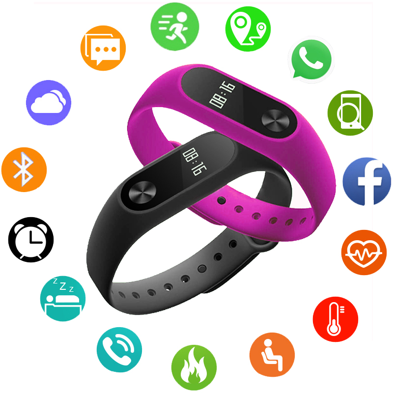 Sport Bracelet font b Smart b font Watch Children Kids Watches For Girls Boys Electronic LED