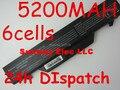 New bateria do portátil para hp probook 4510 s 4515 s 4710 s 4720 s 535753-001, 535808-001, HSTNN-IB89, HSTNN-1B1D, HSTNN-OB89, HSTNN-W79C-7