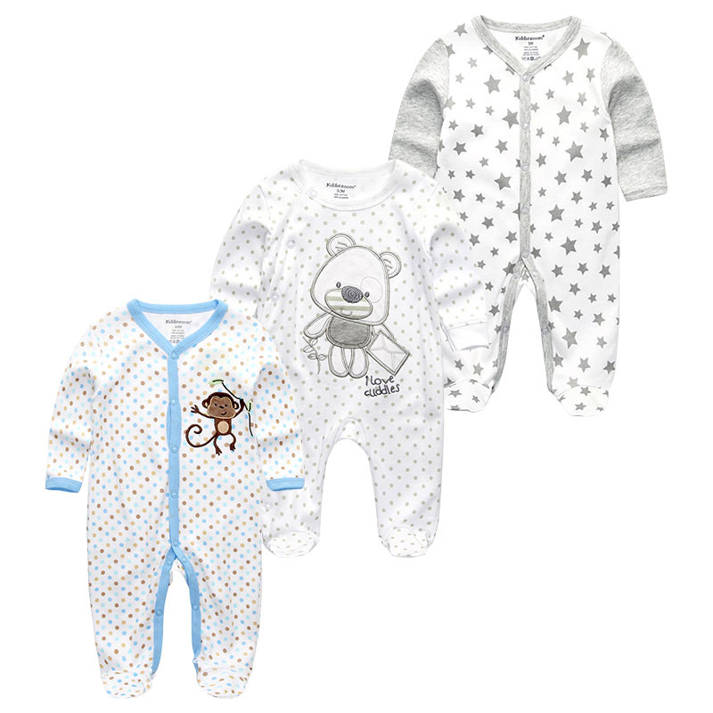 baby boy clothes cartoon full sleeve ropa bebe cotton baby   rompers   pajamas newborn infant costumes 12 9 6 3m toddler clothing
