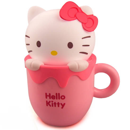 special offer novelty light hello kitty cup design led light usb rechargeable led lamp cup lamp. Black Bedroom Furniture Sets. Home Design Ideas