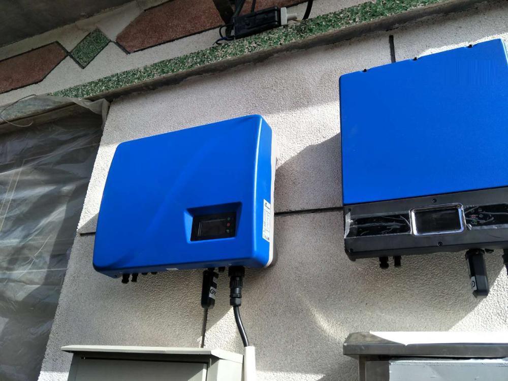 1 5kw 2 2kw 3kw 3 6kw 4 4kw 5kw 6kw Grid Tie Solar Power