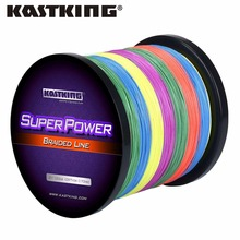 Kastking Extreme Strong 8 Strands 1000M 65-150LB 0.45-0.80mm  PE Multifilament Braided Fishing Line pesca For Saltwater Fishing
