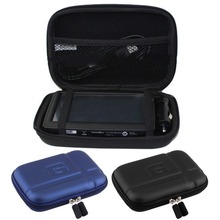 Large Hard Carry Case Cover 5 inch In Car Sat Nav H