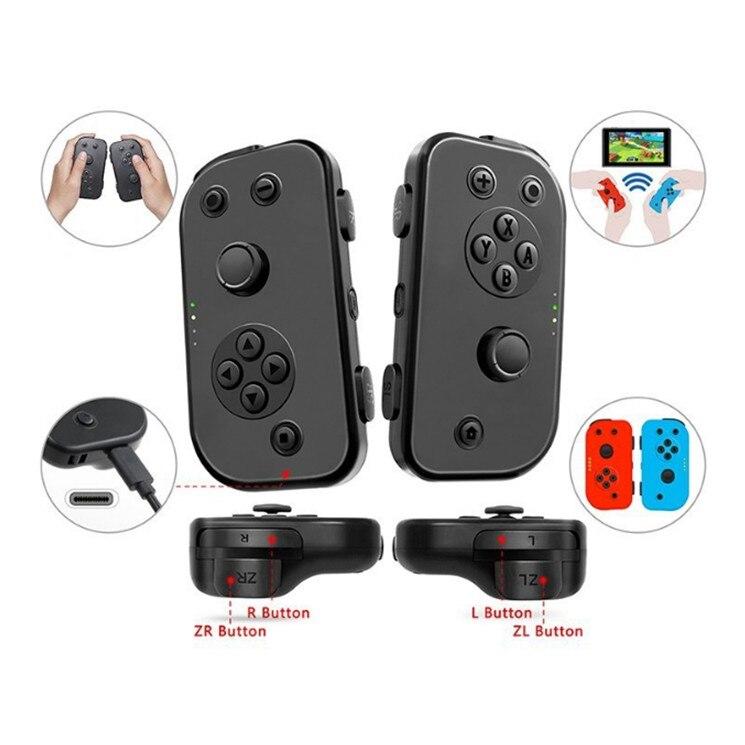 Manette de jeu Joy-Con manette de jeux sans fil pour Nintendo Switch Pro Joy Con