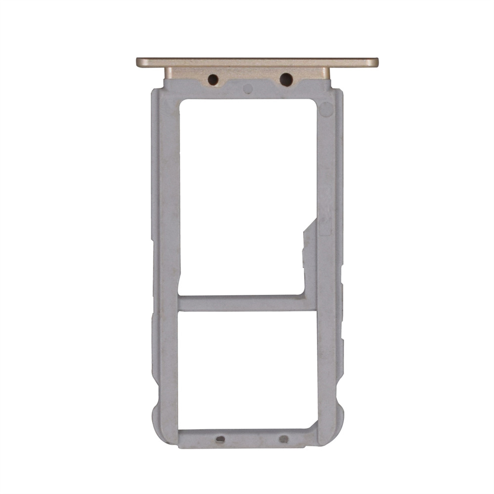 Card Tray Replacement for Huawei Honor View 10 V10 (Golden)