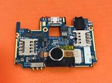 Usado original mainboard 2g ram + 16g rom placa mãe para leagoo kiicaa power mt6580a quad core, frete grátis