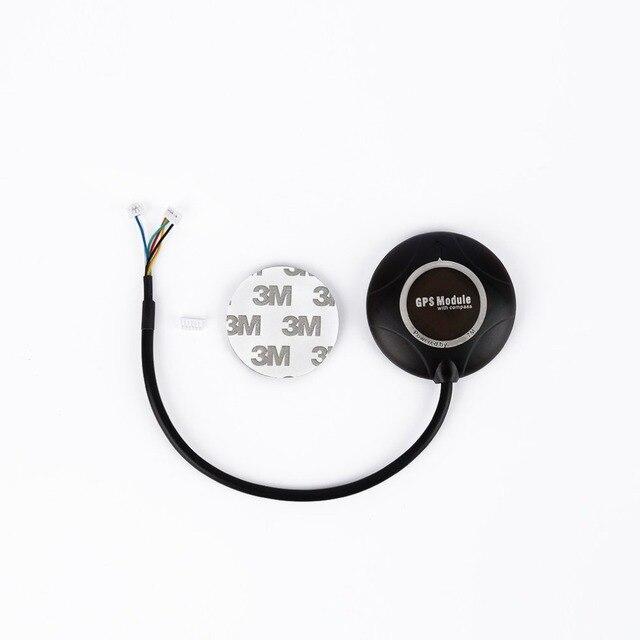 RC NEO-6M/7 M/8 M GPS módulo integrado brújula GPS para APM PIX Pixhawk PX4 controlador de vuelo venta a todo el mundo