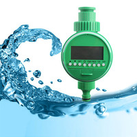 High Quality LCD Digital Kitchen Water Timer Tools Home Irrigation Timer Controller 5548 16 Set Water
