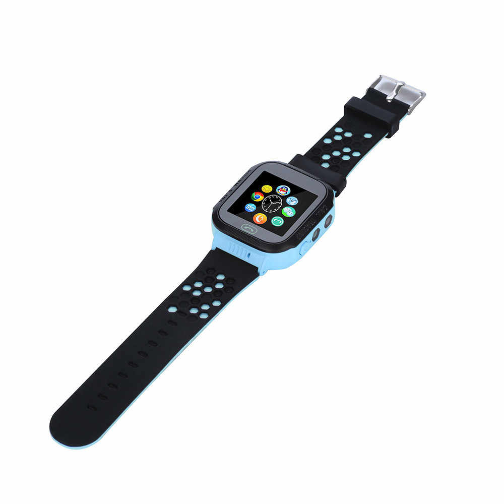 Q528 Smart Uhr mit GPS GSM Locator Touchscreen Tracker SOS Taschenlampe für Kinder Kinder familie handy-Tracking