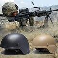 Neue Fiberglas Ziemlich MICHL helm Military Tactical Airsoft Paintball SWAT Schutz Schnelle Sicherheits duty Helm Schwarz khaki-in Schutzhelm aus Sicherheit und Schutz bei