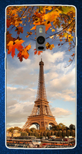 Hard Cases with The Eiffel Tower for Oneplus 2