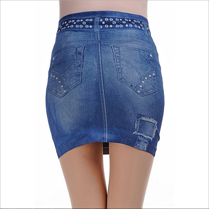 Stretch Denim Mini Skirt Reviews - Online Shopping Stretch Denim ...