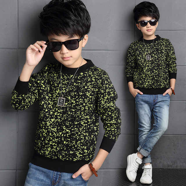 Winter Autumn Boys Sweaters New Brand 2016 Fashion Long-sleeved Cotton Warm Kitting kids Cardigan Children's Clothes Outwears