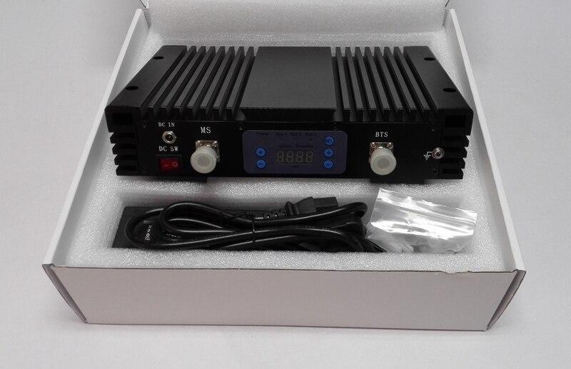 Tri bande GSM 900 mhz 3G UMTS 2100 mhz 4G 2600 mhz 70dB amplificateur cellulaire Mobile GSM 900 3G WCDMA 2100 LTE 2600 Signal répétez S32 - 6