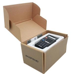 Image 5 - 100% Baofeng UV 5RT المتقدمة اتجاهين راديو مع قابلة للشحن 1800MAh بطارية ليثيوم أيون UHF VHF جهاز الإرسال والاستقبال UV5R راديو Comunicador