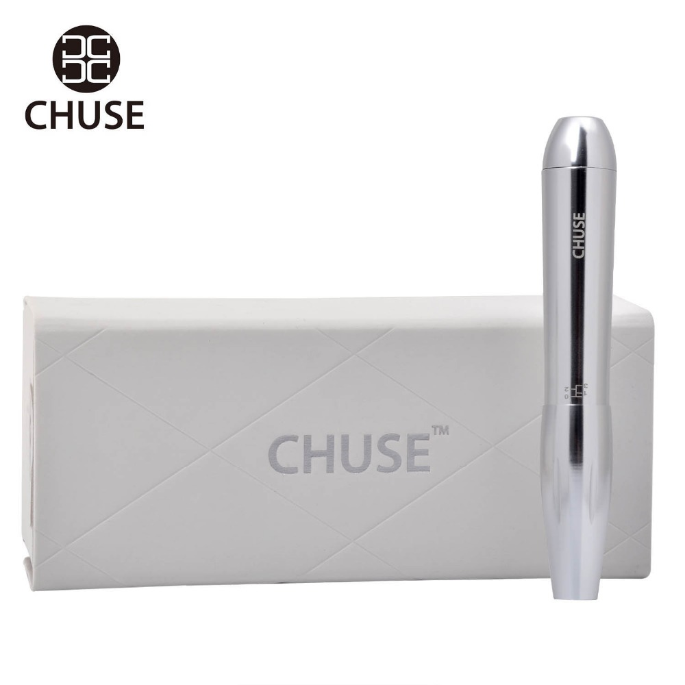 CHUSE Permanent Rotary Tattoo Machine C5 Gorgeous Makeup Eyebrow Lips Tattoo Pen Equipment for Microblading Rotary 3d TATTOO все цены