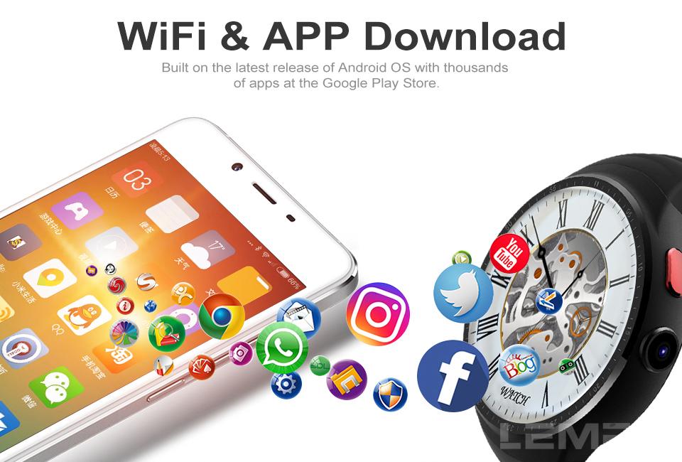 LES1 android 5.1 okosóra webáruház