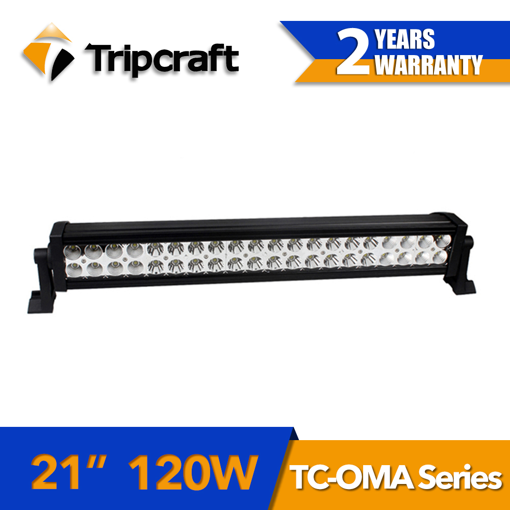 Tripcraft factory direct cars accessaries led light bar led car light bar 4x4 led light bar 120w led light bar for trucks,atvs intelligent light control camera dedicated 48w led light powerful led according to the license plate100w for roads light factory