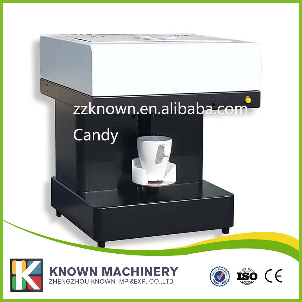 где купить digital inkjet printing machine coffee printer with edible ink дешево