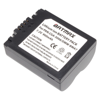 1 Pc CGA S006 S006 DMW BMA7 S006A CGR S006E Rechargeable Battery For Panasonic Lumix DMC