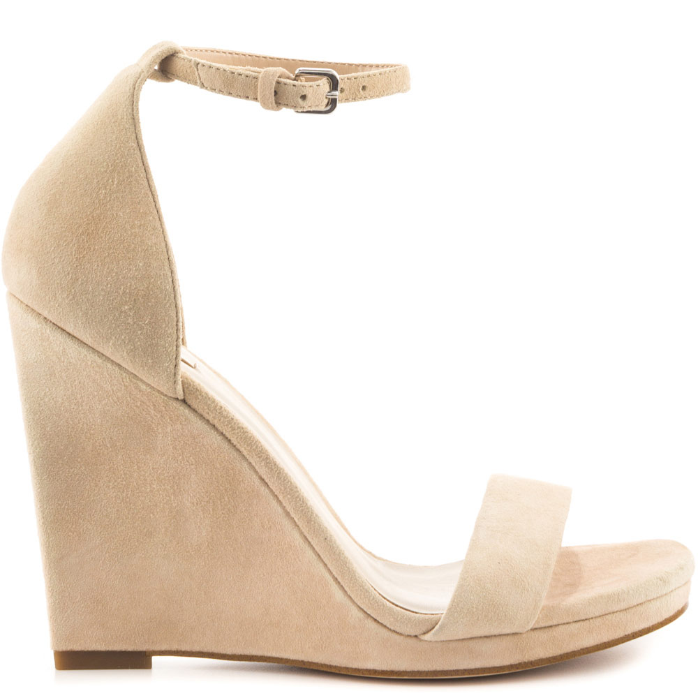 4 inch wedge sandals