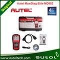 Melhor Preço Autel MaxiDiag MD802 Elite MD 802 4 Sistema de Quatro Sistema de Atualização Online OBD2 Ferramenta de Diagnóstico Do Carro