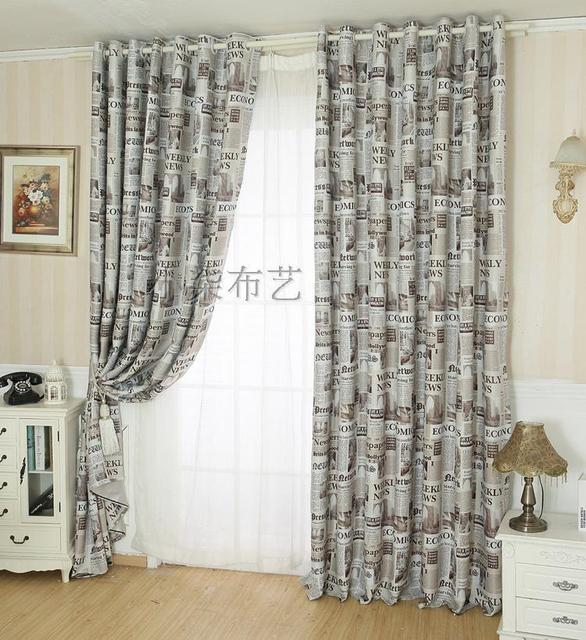 Aliexpress.com : Buy Free Shipping Curtains home. Modern ...