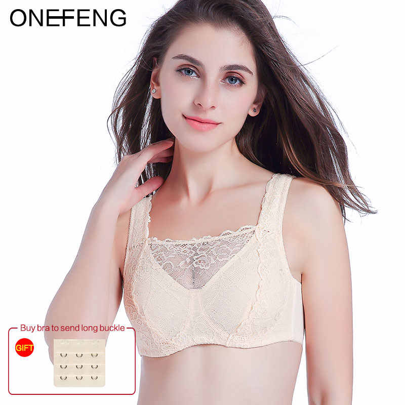 c3d47c83c ONEFENG New Design B1 ABCD Cup Crossdresser Bra Yoga Exercises Bra Suitable  Silicone Prosthesis Ect Various
