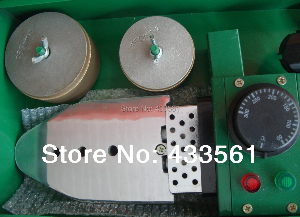 welding machine small socket fusion model portable tool rotator welding positioner plumber tools for PE/PVC/PPR Pipe connector