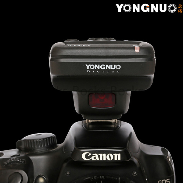 Yongnuo YN-E3-RT Flash Speedlite Transmitter Suit for Canon 600EX-RT as ST-E3-RT yongnuo yn968ex rt ttl wireless flash speedlite with led light compatible with yn e3 rt yn600ex rt for canon 600ex rt st e3 rt