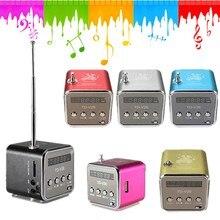 Mini Speaker Radio Wireless Portable Micro USB Stereo Speakers Ubwoofer Column Super Bass Altavoz FM Radio Receiver
