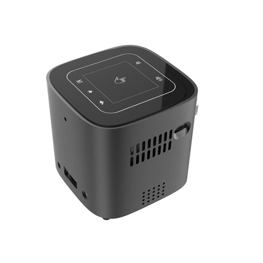 Wejoy Android DL-S12 Mini LED projecteur tactile DLP projecteur présentation données montrer Portable projecteur celulaire Full HD - 2