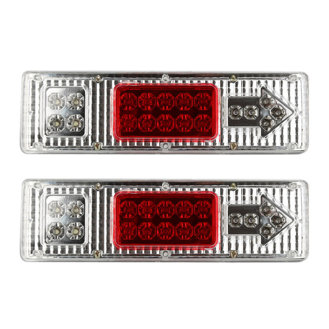AUTO Led Trailer Tail Lights LED Rear Turn Signal Truck Trailer Lorry Stop Rear Tail Indicator  sc 1 st  AliExpress.com & AUTO Led Trailer Tail Lights LED Rear Turn Signal Truck Trailer ...