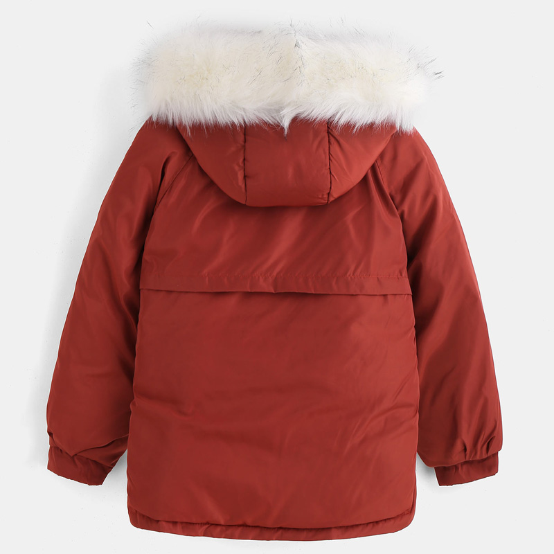 Fitaylor Parkas Jackets Hooded