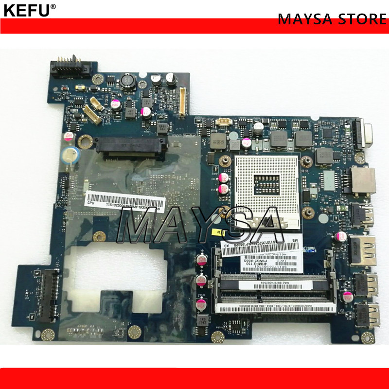 PIWG2 LA-675AP motherboard for Lenovo G570 Laptop motherboard ( with HDMI port ) 100% tested